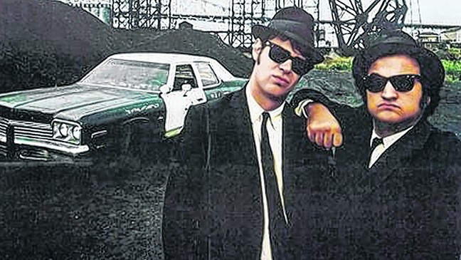 The Blues Brothers - COURTESY