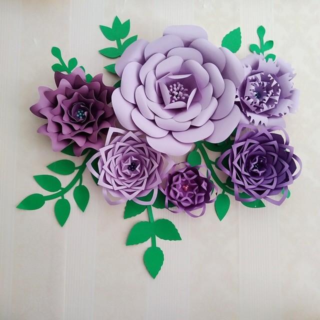 Giant Paper Flower Making Workshop At Craft Revolt The Range The