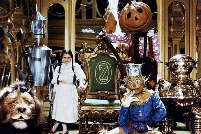 Return to Oz - COURTESY