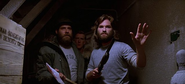 The Thing (1982). - COURTESY