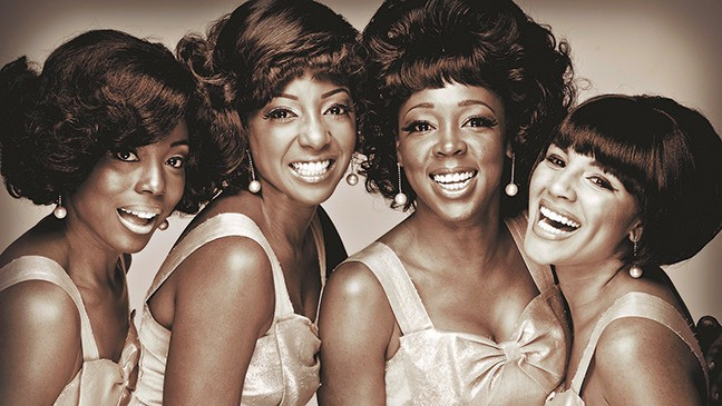 The Shirelles - COURTESY
