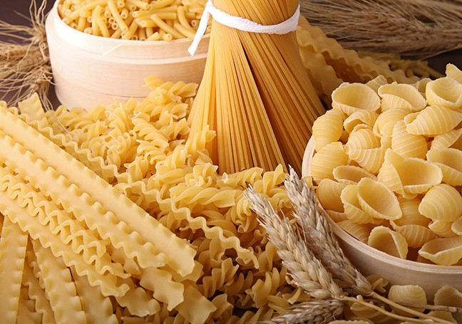 October is national pasta month! - DEPOSITPHOTOS