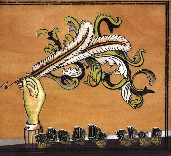 Arcade Fire - COURTESY