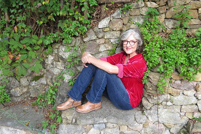 """Barbara Kingsolver: """"Unsheltered is very much a novel about mothers and adult kids, that tricky terrain shifting between parent and child to have an adult relationship."""