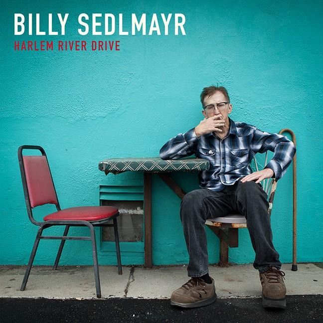 Billy Sedlmayr's Harlem River Drive album cover.