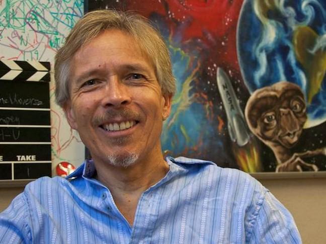"UA Professor Chris Impey, author of ""Einstein's Monsters."""