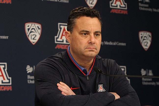 Coach Sean Miller - CHRISTOPHER BOAN