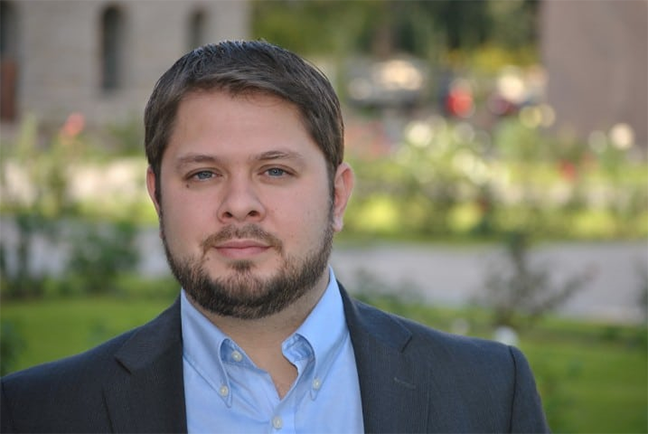 "Ruben Gallego: ""I don't want to engage in a bitter primary."""