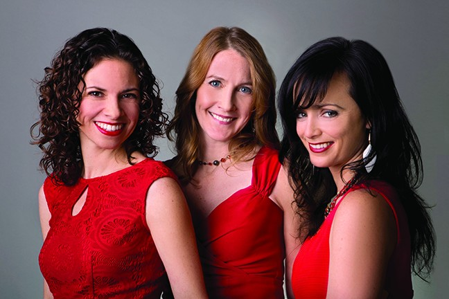 The women of Red Molly are coming to Tucson.