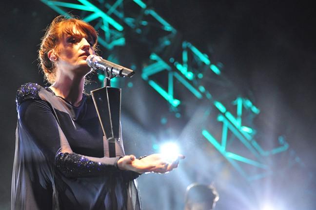 Florence + The Machine: Friday, May 10 @ FORM - COURTESY PHOTO