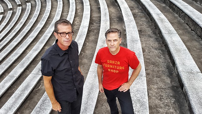 Calexico is back in Tucson alongside Iron & Wine Aug. 17 at the Rialto Theatre. - COURTESY PHOTO