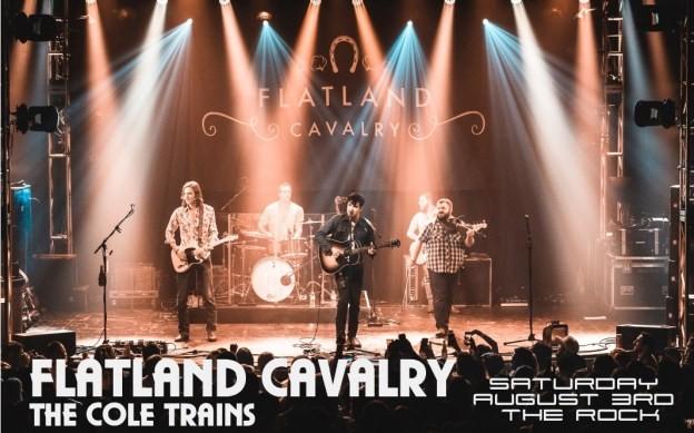 Flatland Cavalry - COURTESY PHOTO