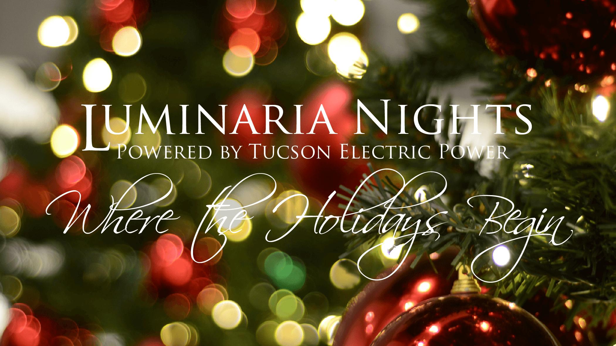 lumnightsweb 01 e1572283416503 - Tucson Botanical Gardens Luminaria Night 2019