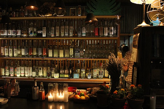 The newly named 'El Crisol' carries more than 150 mezcals.