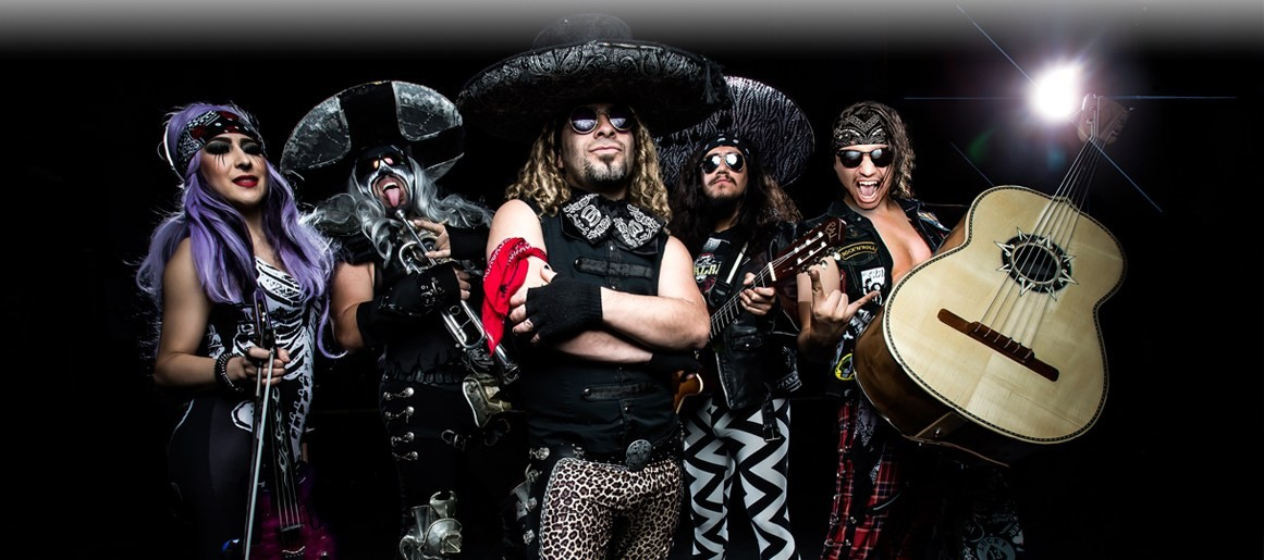 Metalachi - COURTESY PHOTO