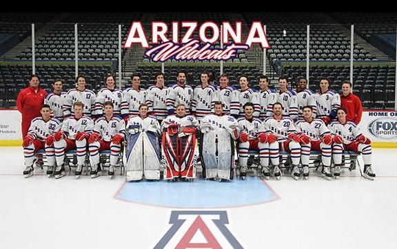 The UA Hockey Team