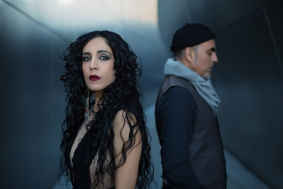 Niyaz: A postmodern decolonial band celebrating the ethnicities and religions of various Middle Eastern cultures.