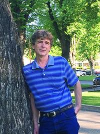 Author Leo W. Banks
