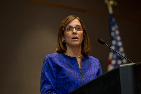 Congresswoman Martha McSally, who has voted to explode the federal deficit even before the COVID-19 outbreak, is now gaslighting Arizonans with the help of conservative hack Larry Kudlow. - COURTESY OF PIMA.GOV