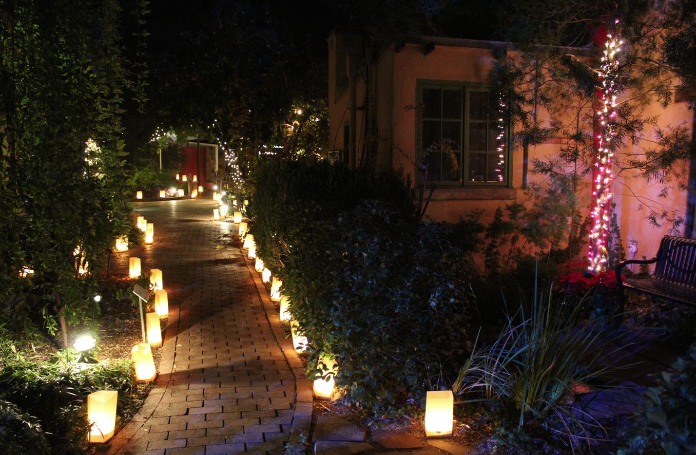 screen shot 2020 12 15 at 2.18.19 pm - Tucson Botanical Gardens Luminaria Night 2019