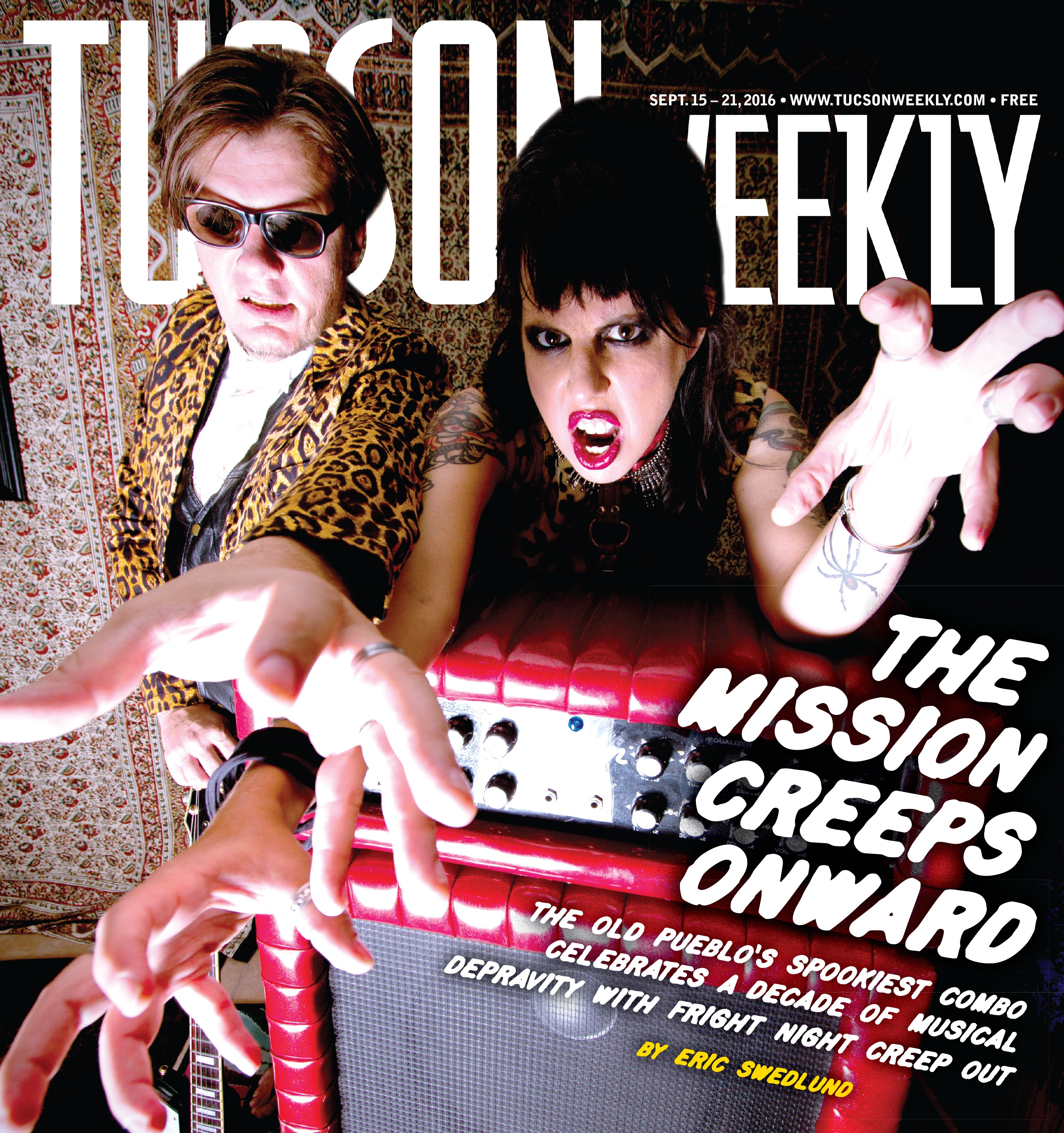 Mission Creeps Halloween 2020 The Mission Creeps Onward | Music Feature | Tucson Weekly