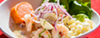 Visit Villa Peru Restaurant for the Ceviche Festival on Friday and  Saturday.