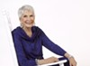 Here's Jeanne Robertson pretending to use a rocking chair like an old person. She'll rock the Fox Theatre March 29.