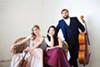 The Neave Trio: Thursday, Dec. 12 @ Berger Performing Arts Center