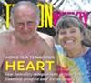 Dan McLeod (left) and Terri Franco share a rare moment of joy
