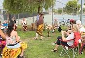 Himmel Park Drum Circle