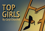 Arizona Repertory Theatre presents Top Girls