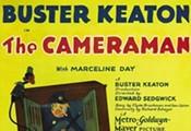 Buster Keaton's The Camerman