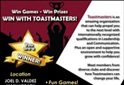 Win With Toastmasters