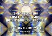 Sonic Ascension Concert/Workshop with Astarius Miraculii