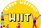 H.I.I.T. workout class