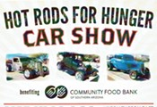 Hot Rods for Hunger Car Show