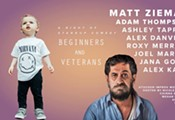 Beginners and Veterans Stand Up Comedy Showcase at Tucson Improve Movement