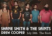 Shane Smith & The Saints with Drew Cooper