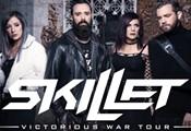 Skillet and Sevendust: Victorious War Tour