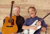 Chis Minker and Richie Cavanaugh Duo