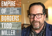 Empire of Borders: Book Discussion with Author Todd Miller