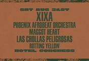 Xixa, Phoenix Afrobeat Orchestra at Hotel Congress