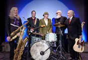 Sunday Blues and BBQ with the Bad News Blues Band
