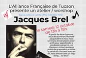 Atelier / Workshop: Jacques Brel