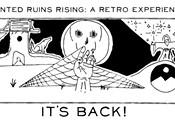 Haunted Ruins Rising - A Retro Experience