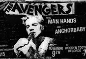 The Avengers with Man Hands and Anchorbaby