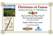 Christmas at Canoa