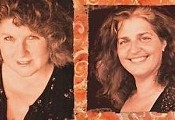Diane Van Deurzen and Lisa Otey
