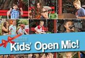 Kids Open Mic
