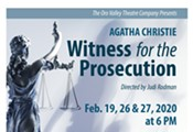 Witness for the Prosecution, by Agatha Christie
